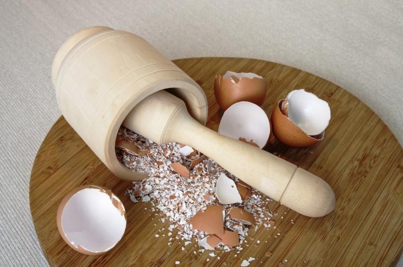 Металл входящий в состав яичной скорлупы